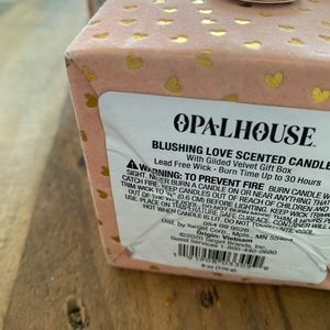 Opalhouse Accents - Candles and diffuser set